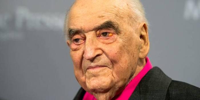 Der jüdische Verleger und Publizist Sir Arthur George Weidenfeld. Foto: picture-alliance/dpa