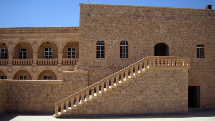 Das Kloster Mor Gabriel im Südosten Anatoliens ist heute das geistige Zentrum der aramäisch sprechenden christlichen Minderheit. (dpa / picture alliance / AKTION MOR GABRIEL)