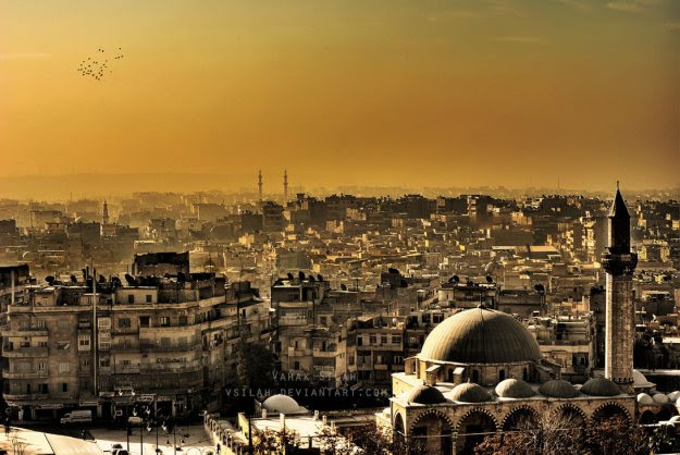 Aleppo befor conflict