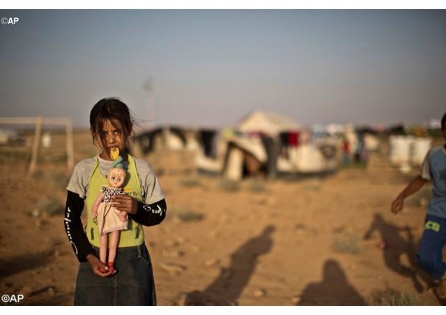Syrien-Jordanien
